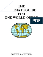 48907092 the Ultimate Guide for One World Order