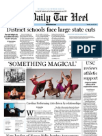 The Daily Tar Heel for June 30, 2011
