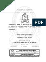 Diagnóstico sobre la medición de la efectividad de los medios de publicidad para las medianas empresas hoteleras del municipio de San Miguel. Caso ilustrativo