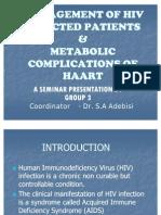 Chemical Pathology II HIV AIDS