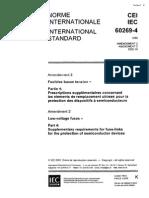 IEC 60269-4AMD 2-2002