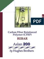 Aslan 200 CFRP Rebar