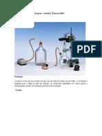 Adiabática coeficiente de gases