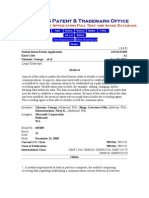 070111 Microsoft Skype Patent Appplication