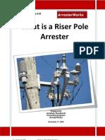 Riser Pole Arrester