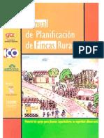 Manual de Planificacion de Fincas Rurales