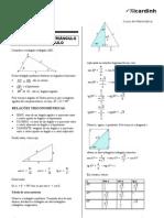 geometria exercicios