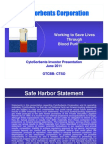 CTSO Investor Presentation