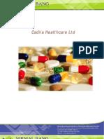Cadila Healthcare Ltd IC 130910