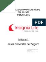 Módulo I Bases Generales del Seguro v3
