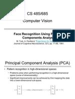 Eigenfaces Face Recognition (MATLAB) | Eigenvalues And