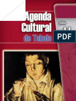 Agenda Cultural de Toledo, Julio 2011