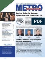 METRO Business Journal - July 2011