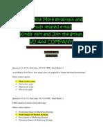 My Mkt624 Quiz 3 File by Soban