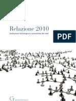 Relazione2010