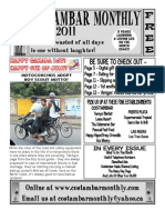 Costambar Monthly July 2011