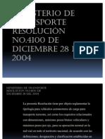 R. No 4100 DE DIC 2004
