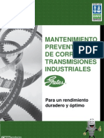 Manual Mantenimiento de Correas