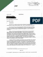 Meade Letter
