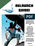 DC Relaunch Guide