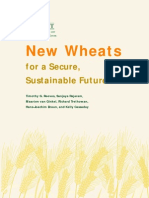 New Wheats for Sustainable Future