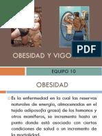 Obesidad y vigorexia