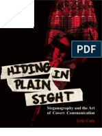 Cole E., Krutz R. - Hiding in Plain Sight. Steganography and the Art of Covert Communication(2003)(335)