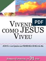 Vivendo Como Jesus Viveu