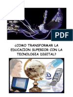 Tecnologia Digital Educacion