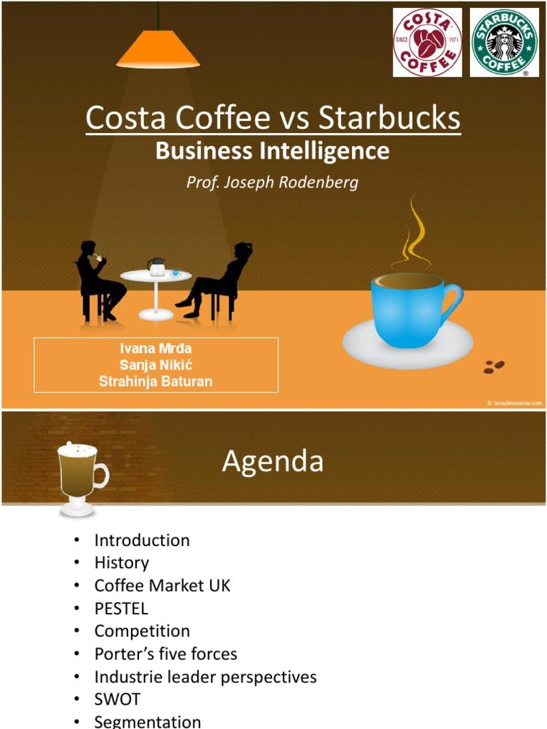 costa coffee vs starbucks starbucks coffee rh scribd com Costa Coffee Shop Costa Coffee Menu