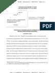 TAITZ v ASTRUE (USDC D.C.) - 21-2 - # 2 Memorandum in Support - gov.uscourts.dcd.146770.21.2