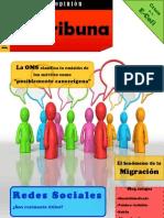 La Tribuna de Opinión. Julio 2011