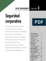Capitulo de Seguridad Corporativa