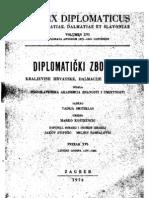T Smiciklas Codex Diplomaticus Sv 16