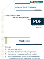 Marketing of Agri Products -MJR-01.06