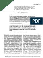a questao da predominância ou nao de valores negativos de assimetria das distribuiçoes granulometricas para os depósitos da face da praia - uma polemica revisitada