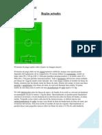 Reglas Actuales Del Futbol