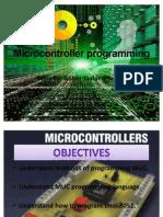 Micro Controller Programming