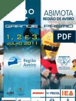Revista Oficial GP Abimota - Região de Aveiro 2011