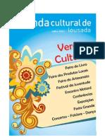 Agenda Cultural de Lousada, Julho 2011