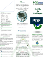Cartilha Projeto Ecorreto CT