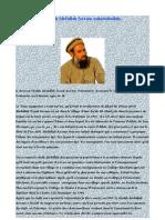 Biographie Cheikh Abdullah Azzam)