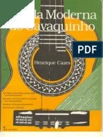 Escola Moderna Do Cavaquinho - Henrique Cazes