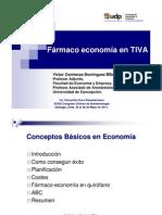 Fármaco economía en TIVA
