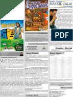 Boletín informativo MASKIL CALAI 05