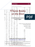 9 Taoist Books on the Elixir