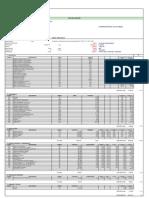 Analisis de PU de La Fabricacion y Montaje de Una Faja Transport Ad or A