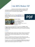 Manual de RPG Maker XP