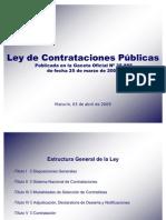 Presentacion de Contrataciones Publicas