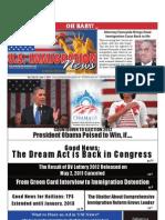 U.S Immigration Newspaper Vol 5 No 63